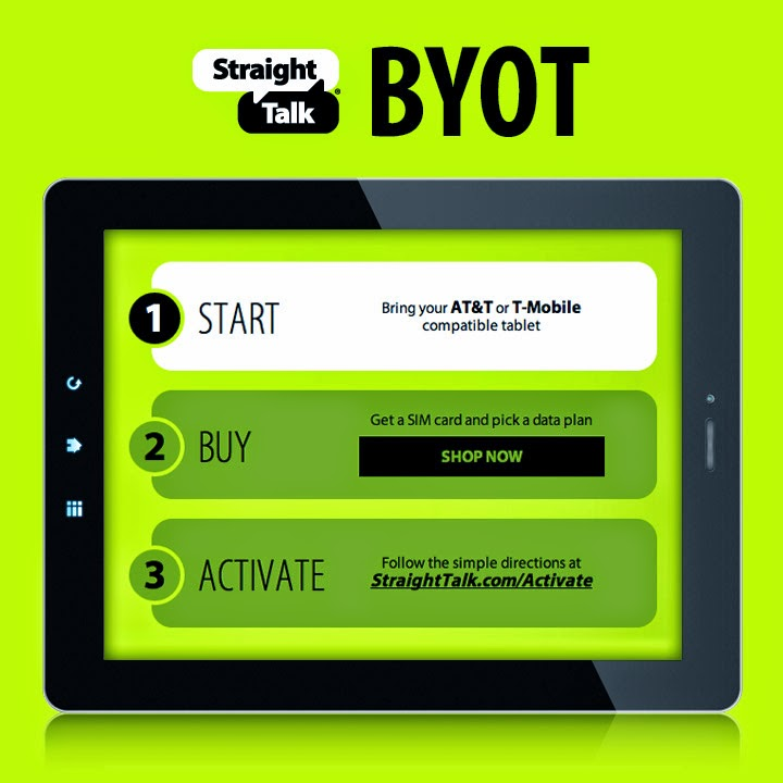 Introducing BYOT—Bring Your Own Tablet to Straight Talk preview image